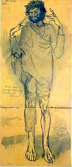 Picasso El Loco