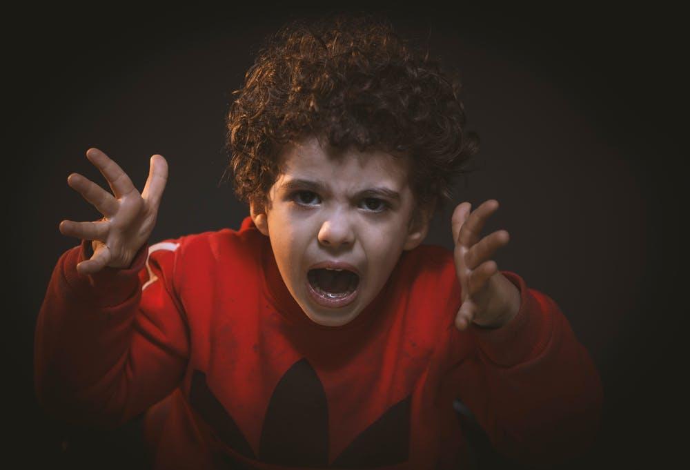 manejo de ira en niños