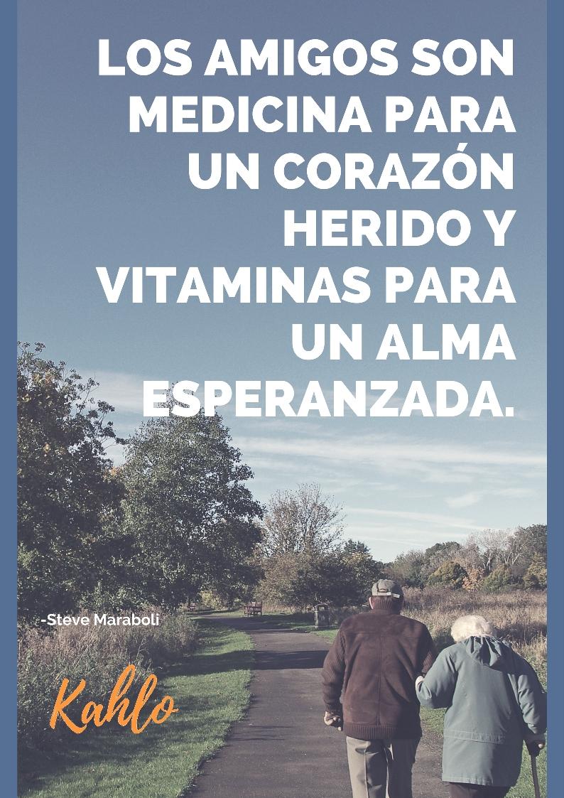 Frases Motivacionales De Amistad Clínica Kahlo